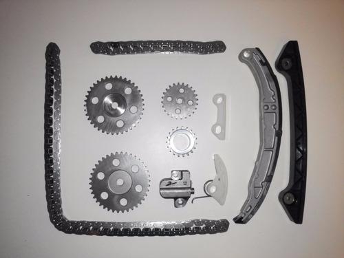 kit cadena tiempo ford ranger 2.3 - 11 piezas