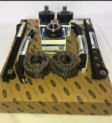 kit cadena tiempo original ford 5.4 triton fx4 fortaleza