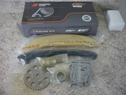 kit cadena tiempo para ford fiesta 1.6 /ecosport/ ka /power