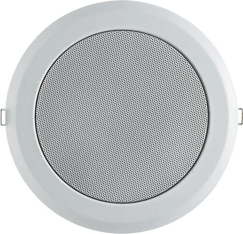 kit caixa acústica som ambiente 8 arandelas brancas + fiação
