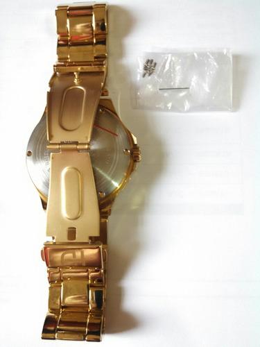 kit caixa, coroa-tige, pulseira ah28384h