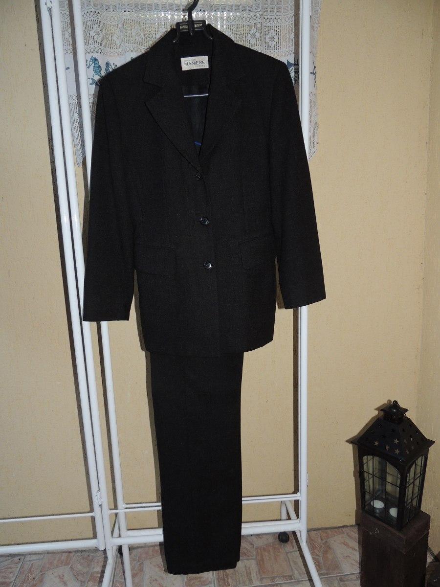 42445f1b55 kit calça colete blazer lã terninho feminino codigo nr 38. Carregando zoom.