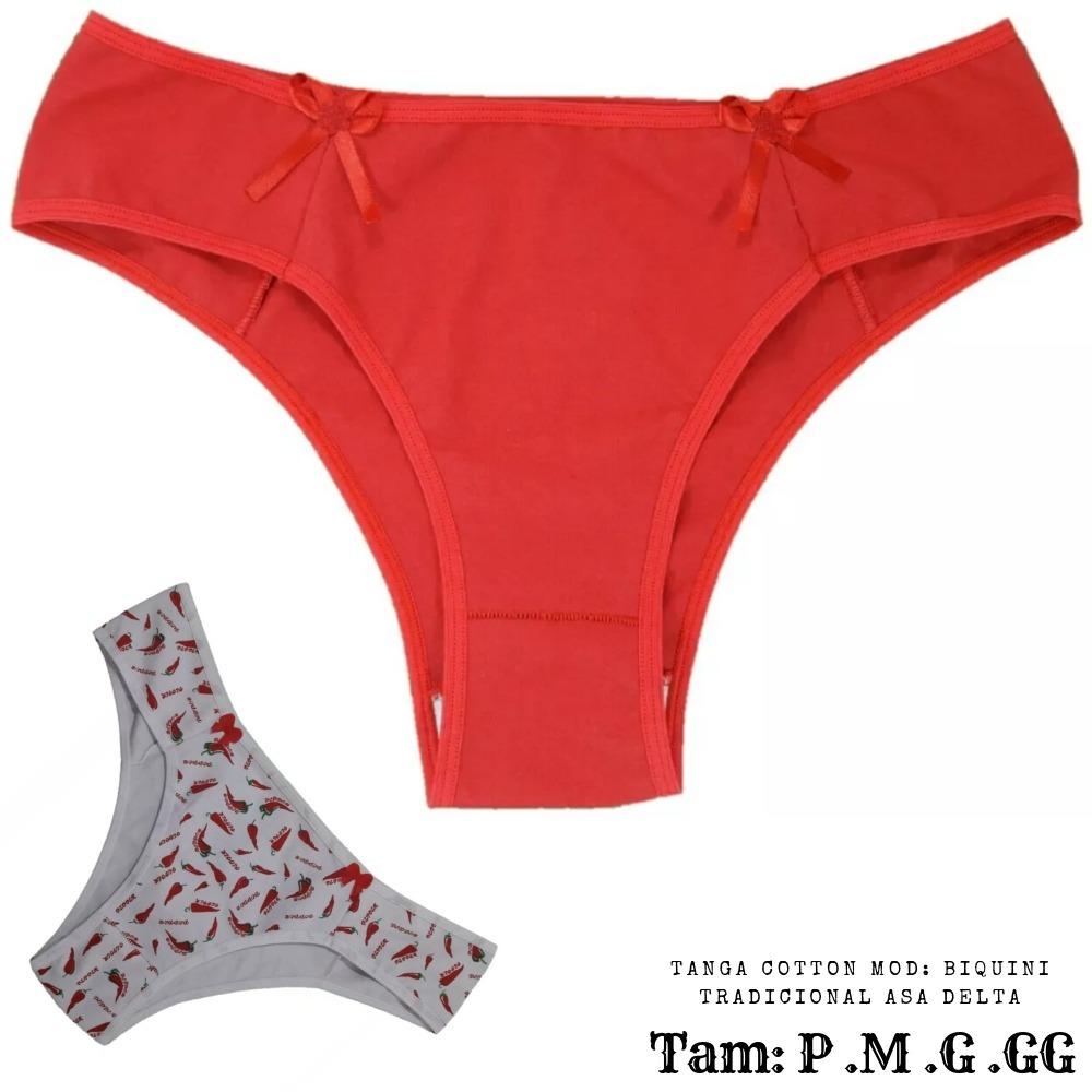 a1eeef29fdf8a kit calcinhas feminina cotton 100% com 10 peças imperdivel. Carregando zoom.