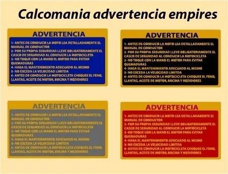 kit calcomanias arsen 2