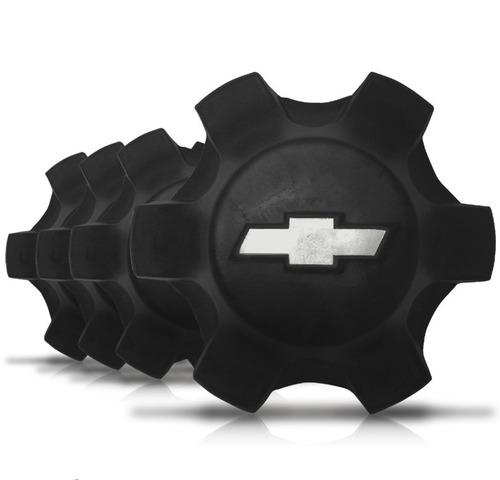 kit calota centro roda a20 c20 d20 veraneio bonanza 85 a 96