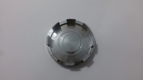 kit calotinha centro de roda renault 51mm + brinde
