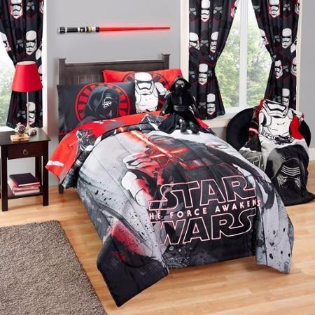 Kit Cama Individual Star Wars Edredon Sabanas 1 590 00