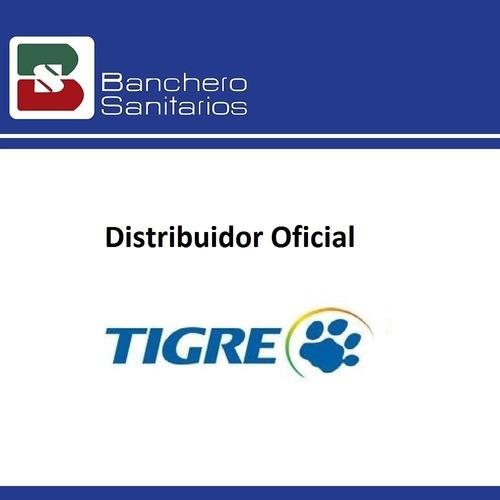 kit camara desengrasadora completa pvc desague tigre p