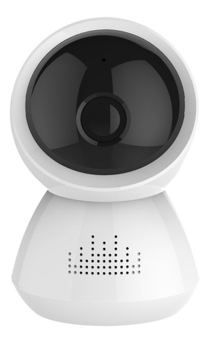 kit cámara seguridad panorámica ip p2p hd visión nocturna compatible android audio sensor movimiento auto instalable