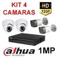 kit cámaras de seguridad