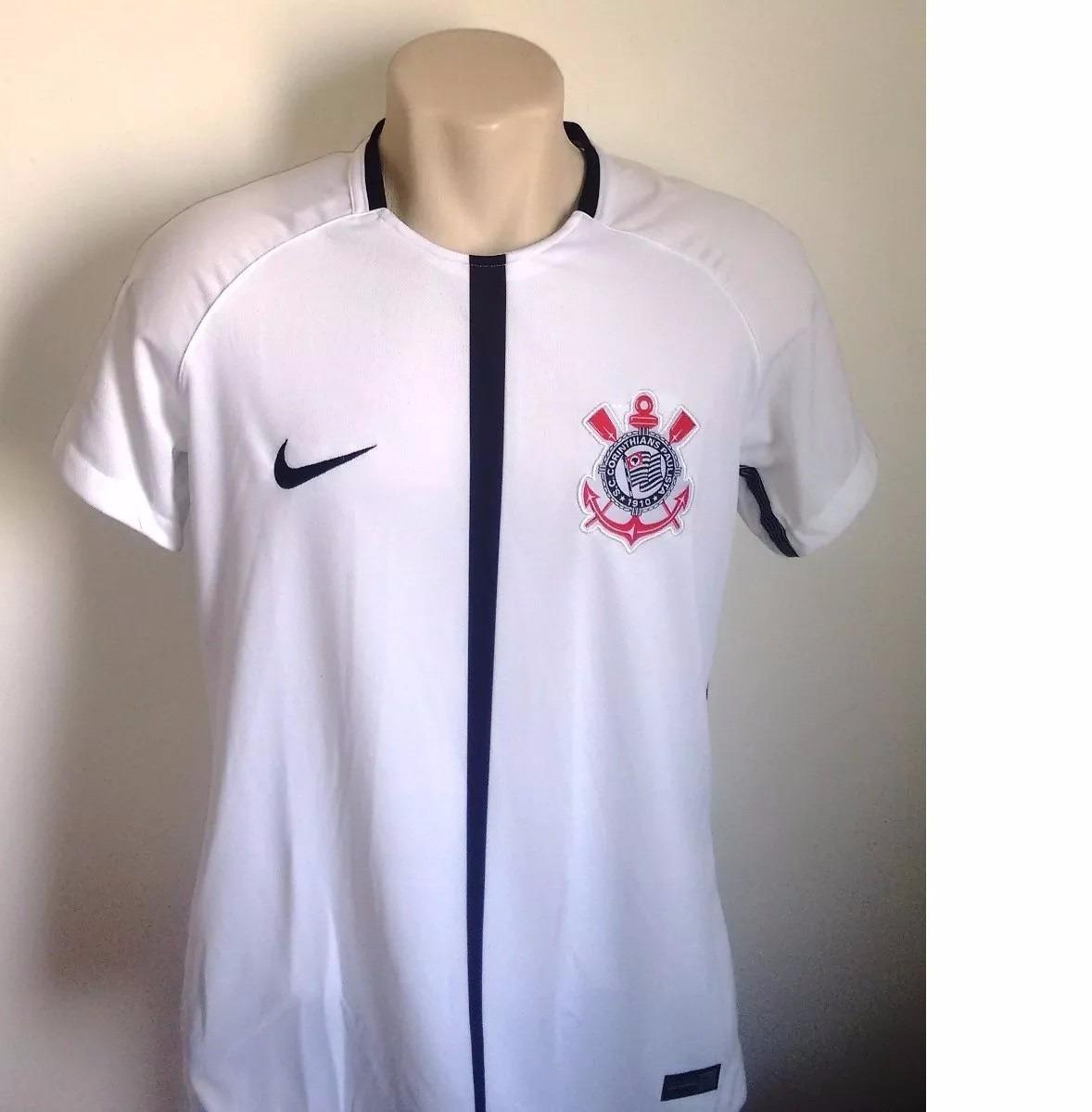 kit camisa do corinthians uniforme e boné 2017 top. Carregando zoom. 734e39136f66b