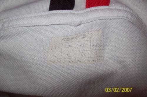 kit-camisa do são paulo bra/07+dvd show de gols