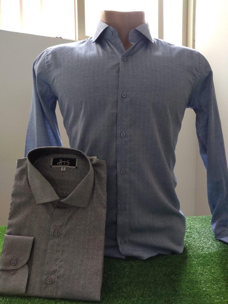 Kit Camisa Social Slim + Suspensório+cinto Top 2019 - R  289 1aa8e233ee072