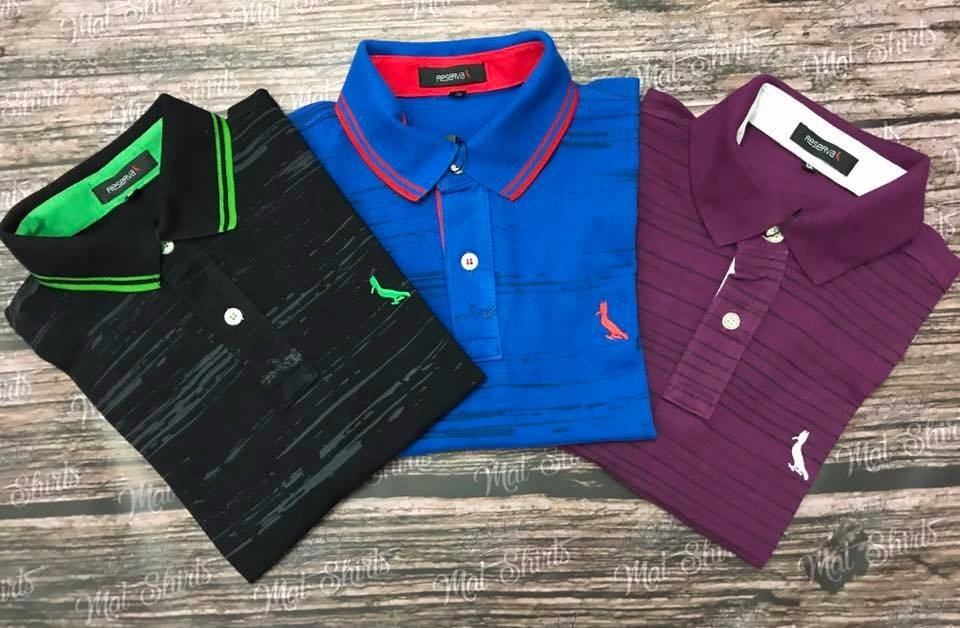 9d004d1f08 kit camisas polo masculina marca luxo. Carregando zoom.