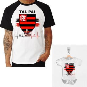3c82198dff9302 Camiseta Do Flamengo Pai E Filho Do Flamengo - Calçados, Roupas e ...