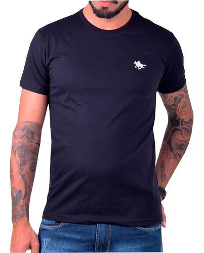 kit camiseta manga curta masculina 5 unidades polo