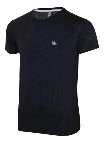 kit camiseta masculina 05 cores cavalo em metal