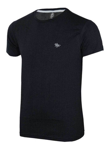 kit camiseta masculina  cavalo em metal original polo rg518
