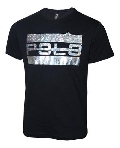 kit camiseta masculina foil diamante