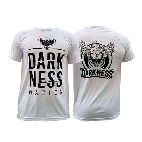 Kit Camiseta Nation + Camiseta Darkness Branca + Regata - R  119 b7ea036017e