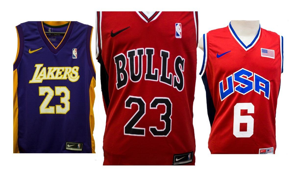 963e6d818 kit camiseta regata basquete 3 peças lakers bulls usa mais. Carregando zoom.