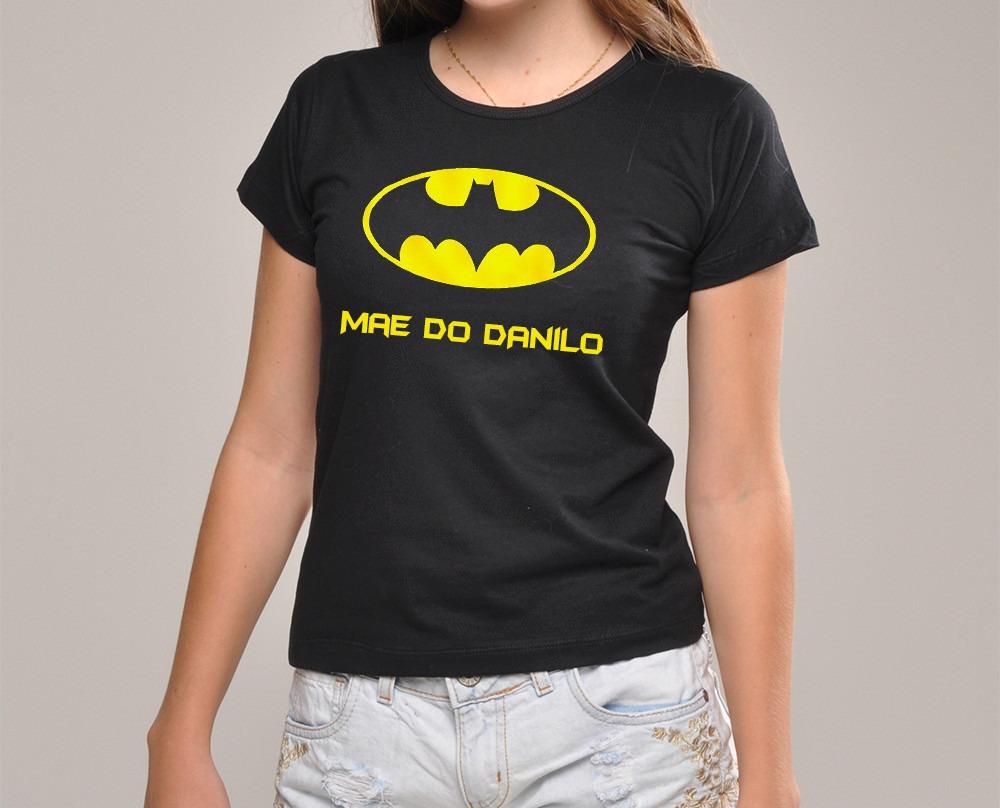 kit camisetas batman tal pai tal filho c  4 unidades. Carregando zoom. a797b4da420