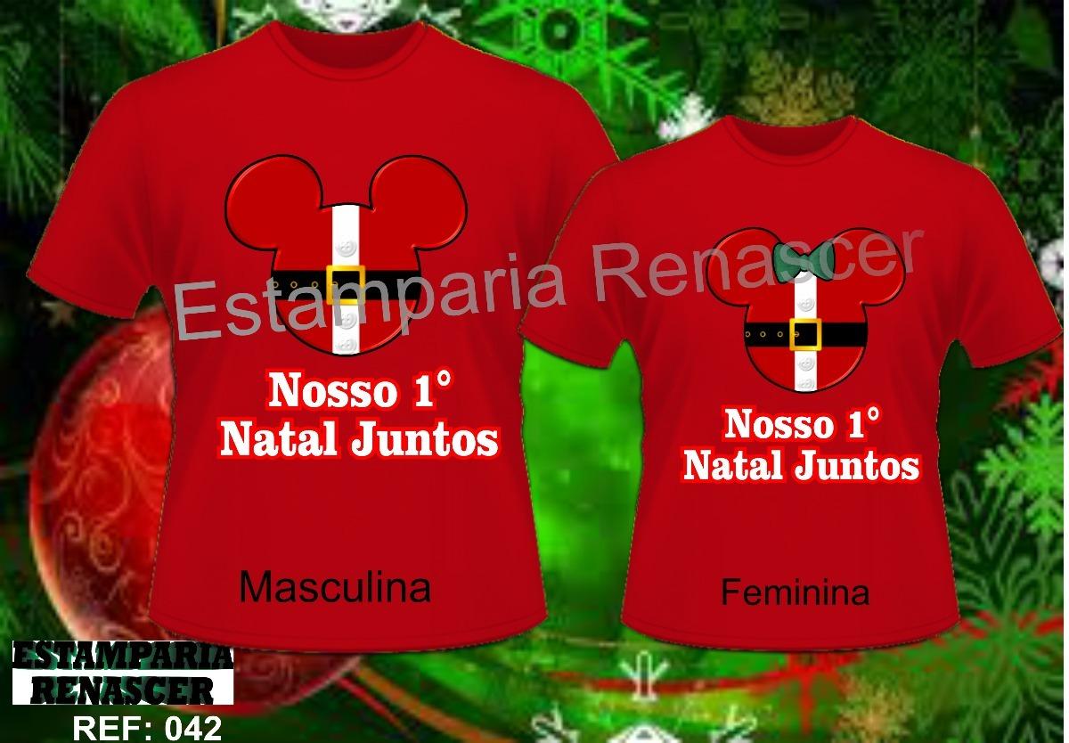 kit camisetas namorados camisas personalizadas natal juntos. Carregando zoom . 37b96dec6e9