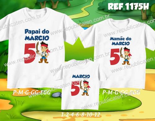 kit camisetas personalizadas aniversario backyardigans