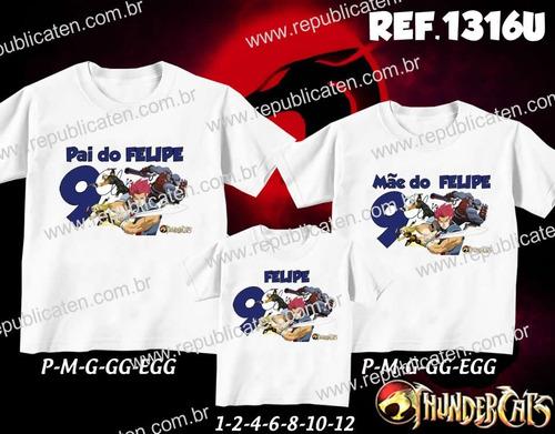 kit camisetas personalizadas aniversario homem de ferro