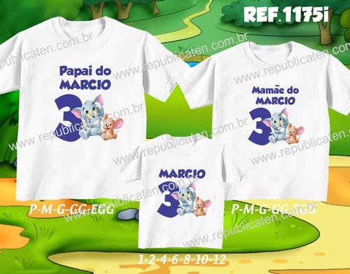 kit camisetas personalizadas aniversario jack e os piratas