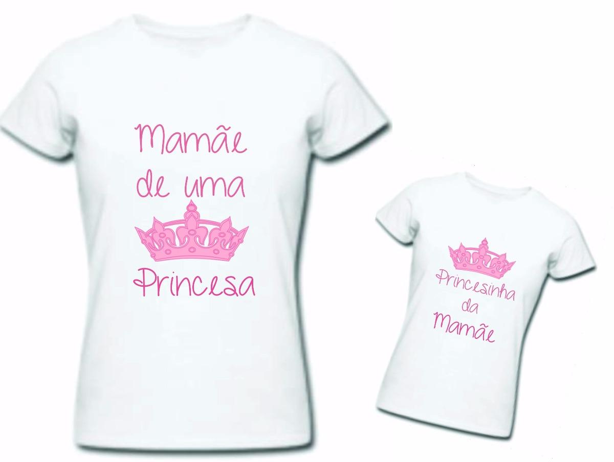 dd64a6d83 kit camisetas personalizadas tal mãe tal filha dia das mães. Carregando  zoom.