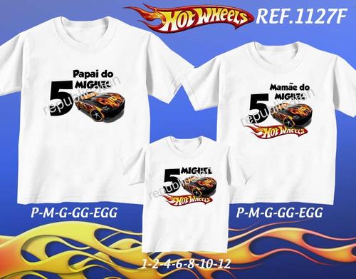 kit camisetas personalizadas tema de aniversário doki