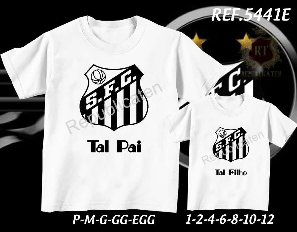 ... Kit Camisetas Tal Pai Tal Filho Times Do Coração Flamengo - R 59 0c9145cc4d3de