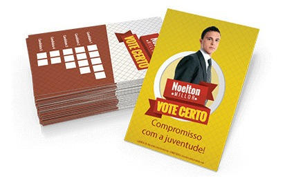 kit campanha politica