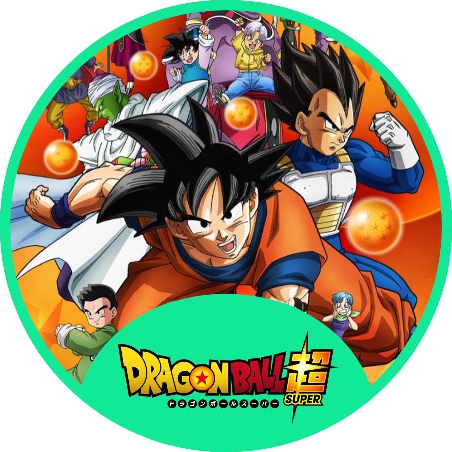 Kit Candybar Editable Para Imprimir Dragon Ball Z 70 00 En