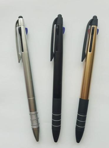 kit caneta 3 em 1 touch (3 peças)