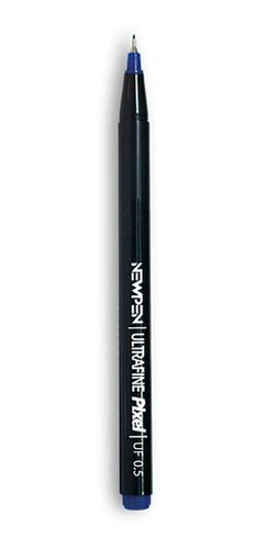 kit canetas fineliner: pastel + colorida - newpen