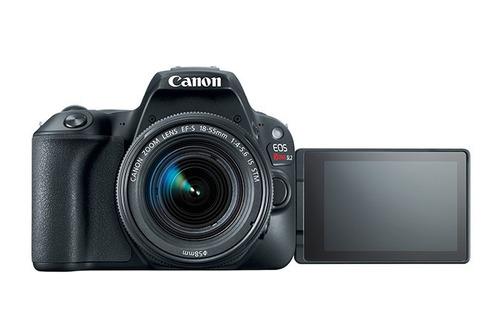 kit canon eos rebel sl2  3 lentes cam23