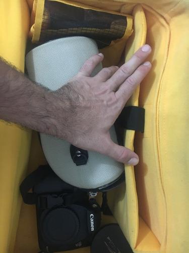 kit canon fotógrafo profissional - 5d mark iii + lentes