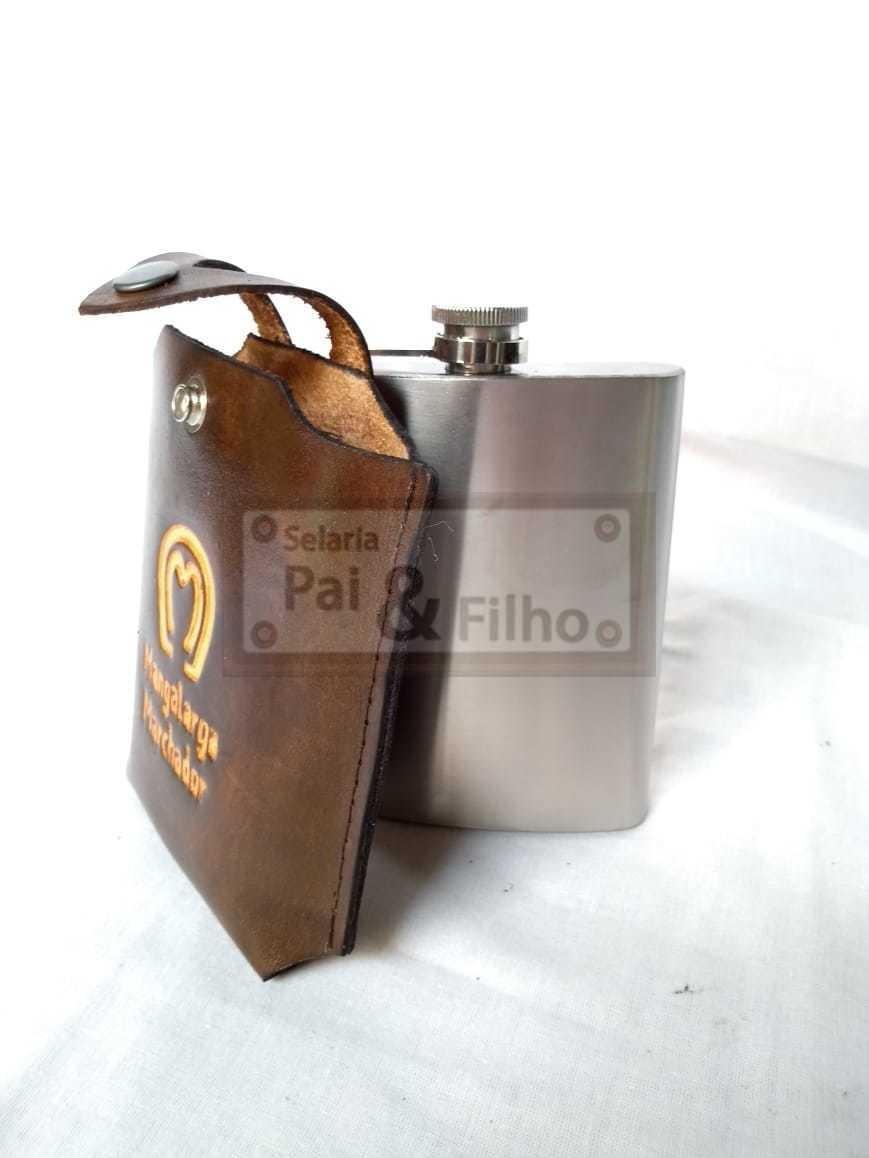 kit cantil bolso whisky com boné country canivete bainha top. Carregando  zoom. c6b38b599ed