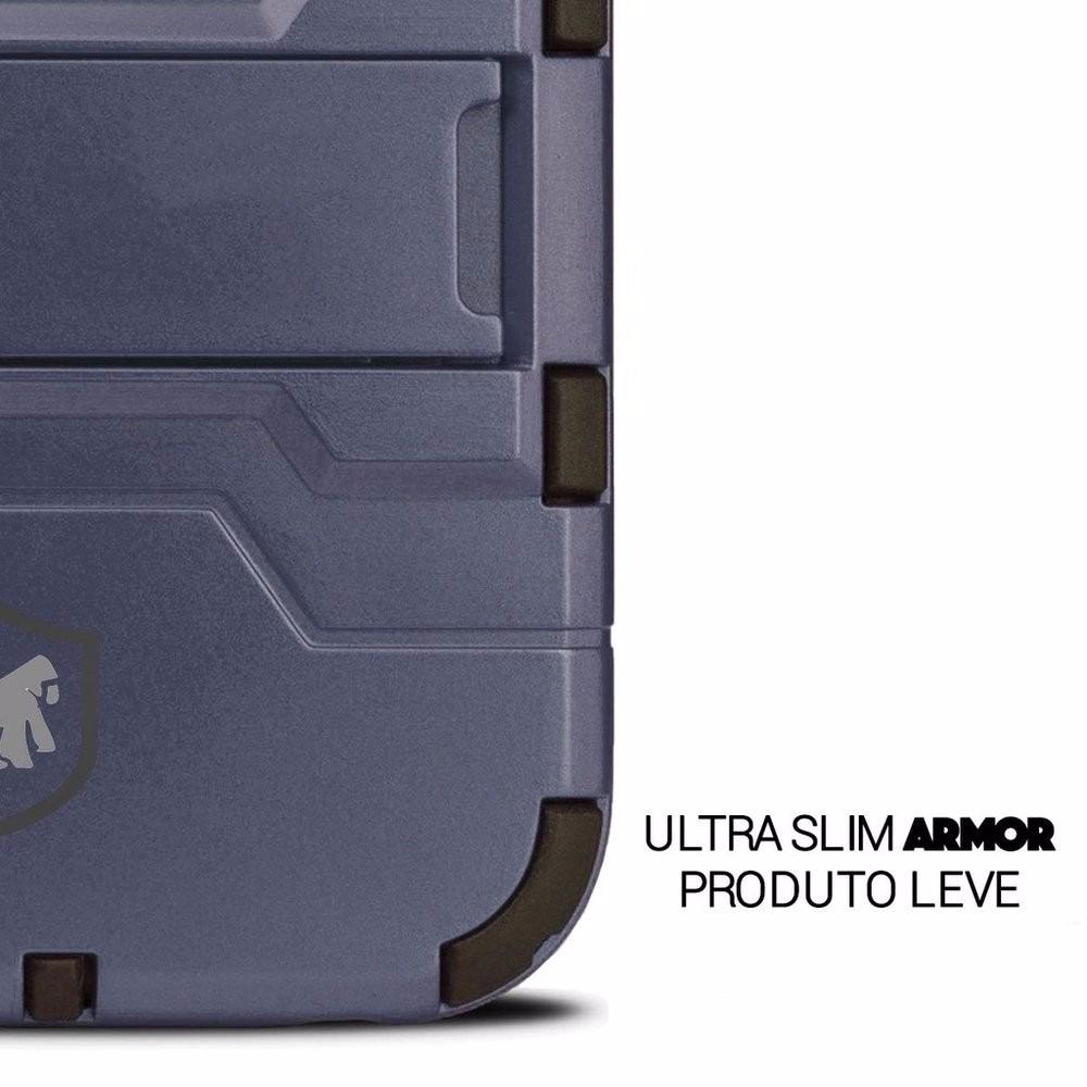 c766bfd04a kit capa armor + película vidro moto g5 - gorila shield. Carregando zoom.