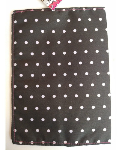 kit capa caderno peq larissa manoela + caderno broch. 96fls
