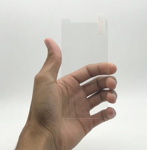 kit capa capinha anti impacto lenovo k8 plus 5.2 + pel vidro