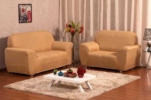 kit capa de sofá lisa 2 e 3 lugares envio rapido