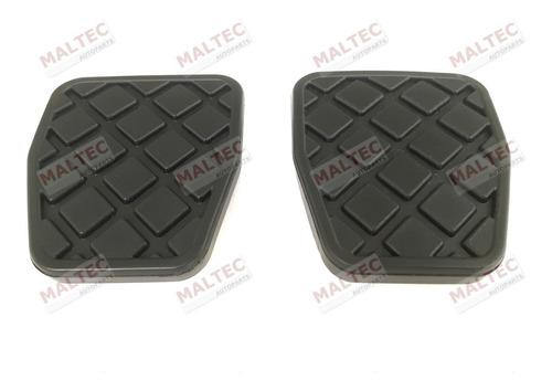 kit capa pedal freio embreagem fox spacefox gol g5 g6 g7