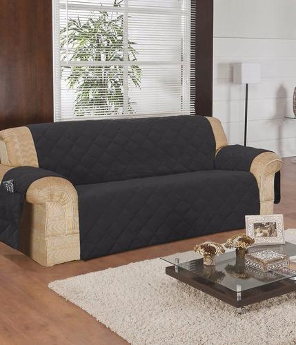 kit capa protetor de sofa 2 e 3 lugares ,.