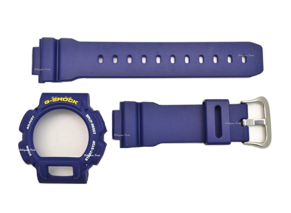 Kit Capa Pulseira Casio Dw 9052 Dw9051 G Shock Azul Original R 2v Caractersticas Marca Linha Modelo