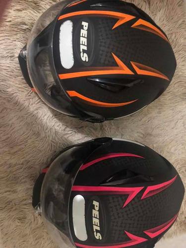 kit capacete peels
