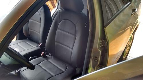 kit capas d bancos carros  em (courvin) para o j3 2013 preto
