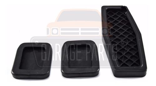 kit capas pedal acelerador freio embreagem onix cobalt spin